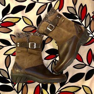 Merrell Donatella Espresso Boots Waterproof